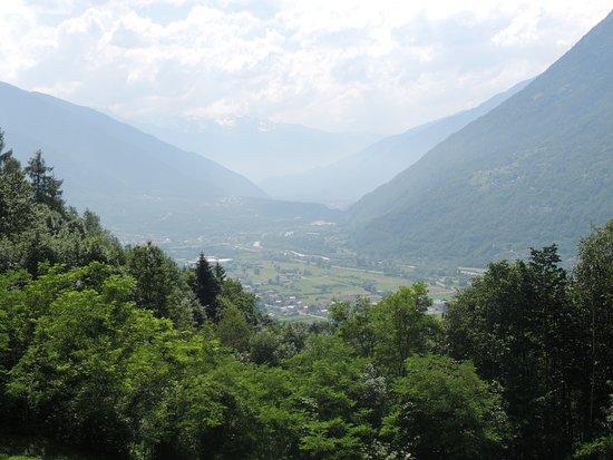 Provincia di Sondrio, Italia: panorama Valtellina