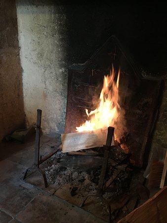 Carlux, France: La grande cheminee