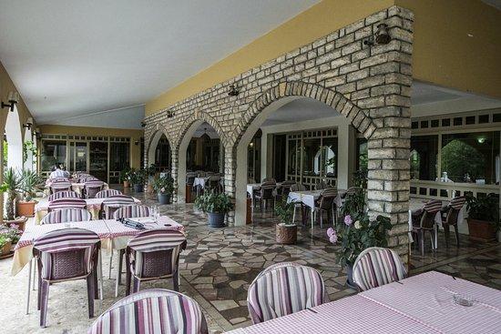 Restoran Stari Šibenik: L'estreno molto carino