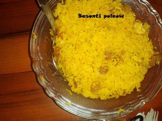 bhojohori manna polaow