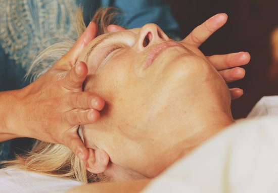 Ojai Massage: Really letting go!