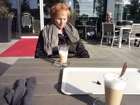 Spijkenisse, Holland: Latte Machiato