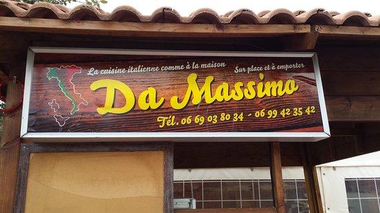 Calvisson, فرنسا: DA Massimo - Calvisson