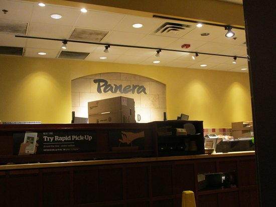 Panera Bread in Seekonk, Mass.