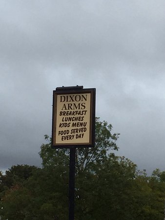 Glenrothes, UK: Dixon Arms