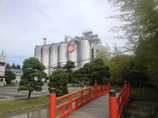 Noda, Japan: Vue extérieure de l'usine