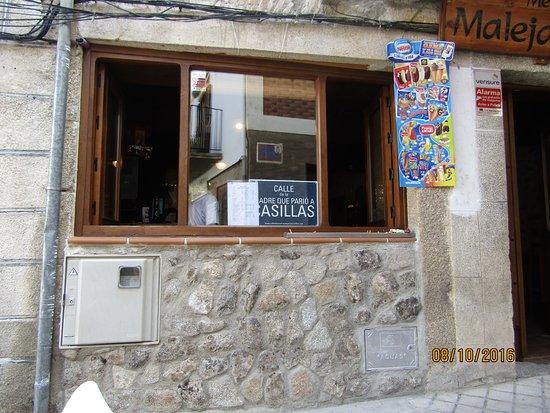 Baños de Montemayor, España: No se puede decir más que lo que se ve.