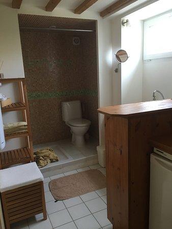 Villeperrot, France: salle d'eau