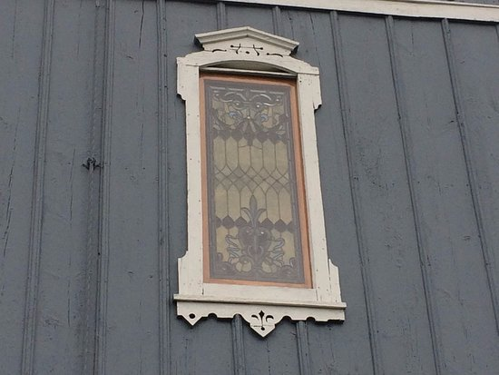 Wooster, OH: Neat window