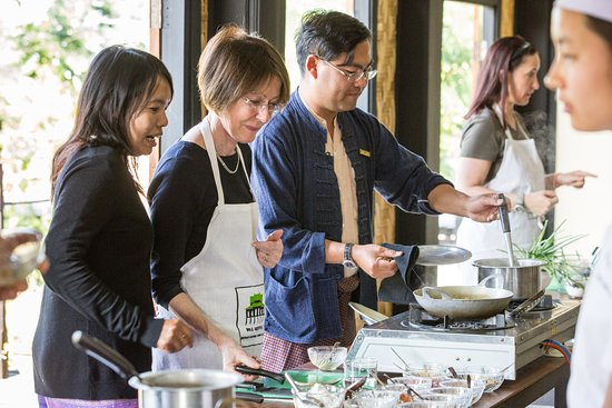 Inle Heritage: Cooking Class