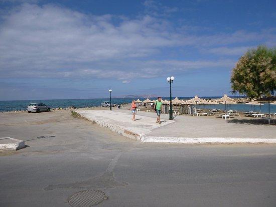 Aphrodite Beach Hotel Crete Tripadvisor