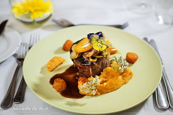 Centurion, Republika Południowej Afryki: Ribeye of beef with sweet potato and beef jus