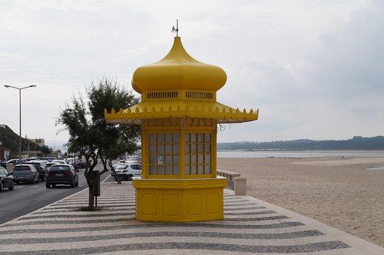 Caldas da Rainha, Portugal: Foz do Arelho