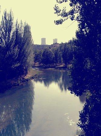 Vistas desde puente de Trillo.