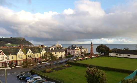 Seaton, UK: View from Room 6