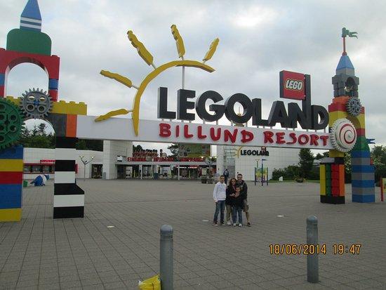 Legoland Billund: LEGOLAND Giugno 2014