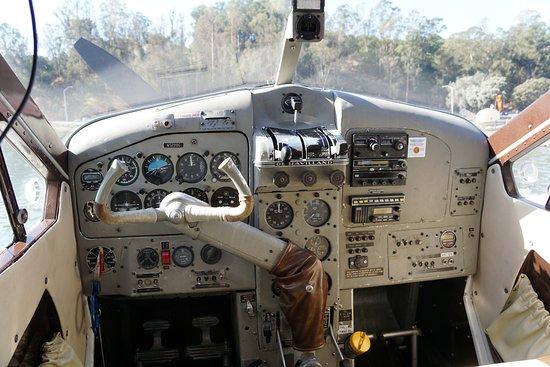 Mill Valley, CA: Cockpit Seaplane