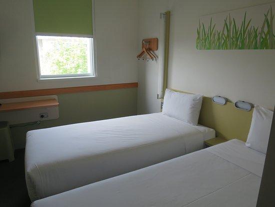 マンゲレ, ニュージーランド, 簡素な客室