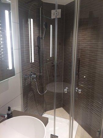 Unteraegeri, Schweiz: Bathroom