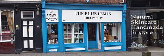 The Blue Lemon