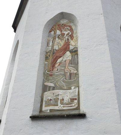 Schwangau, Alemania: St.Maria und Florian