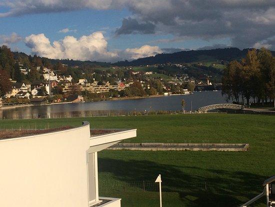 Unteraegeri, Schweiz: SeminarHotel am Aegerisee