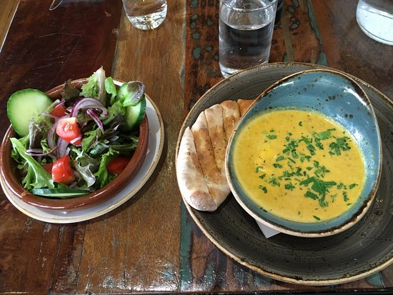 Matamata, نيوزيلندا: Soup of the day