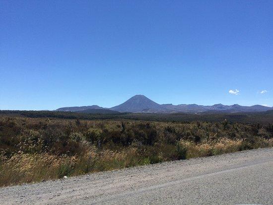 Turangi, New Zealand: Mt Ngauruhoe