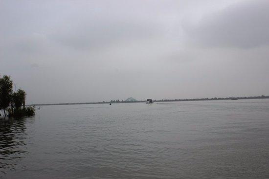 Gaochun County, China: Guchenghu (lake)