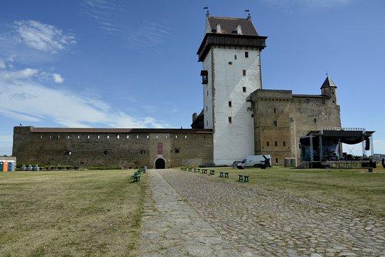 Narva, Estland: Нарвская крепость