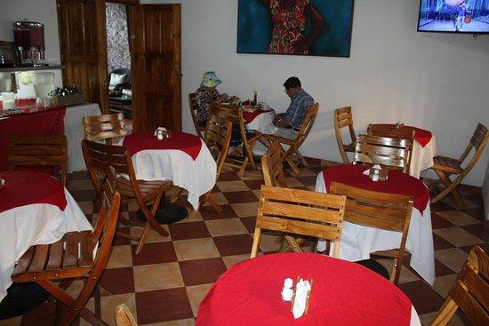 Hotel 3 Banderas: EATING AREA
