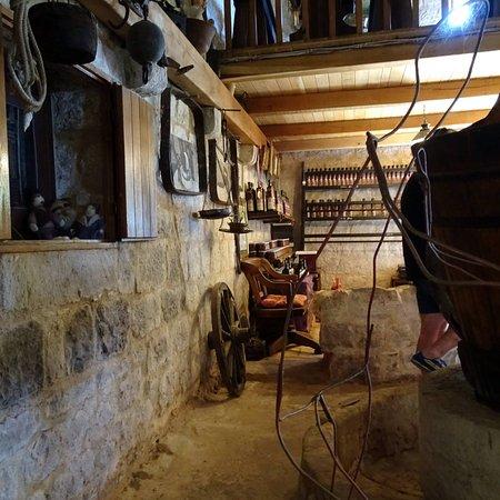Skrip, Croacia: The Old Oil Press