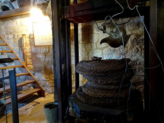 Skrip, Croacia: The Old Oil Press