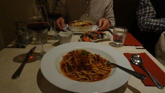 Venice Ristorante: bolognese