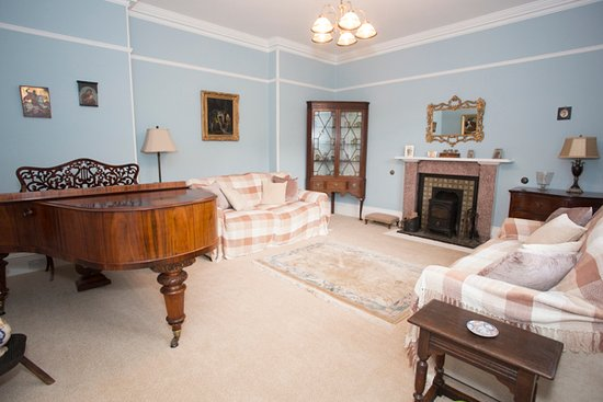 Selkirk, UK: Sitting room