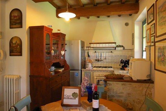 Collazzone, Italie : Il nocino interno