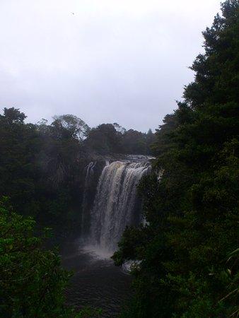 Kerikeri, Nova Zelândia: 滝の全体