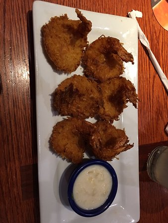 Doral, Floryda: Jumbo Coconut Shrimp