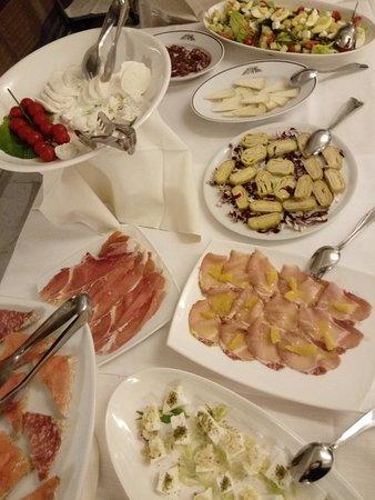 Orsogna, Italien: Buffet 18anni