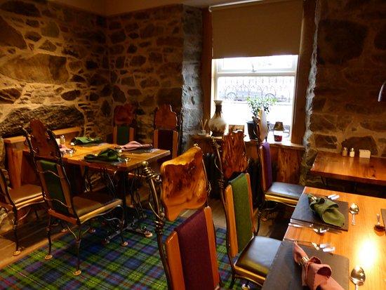 Bowmore, UK: the breakfast room
