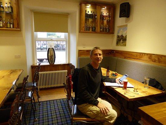 Bowmore, UK: the dinner room