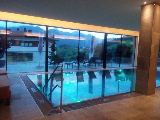 Fiss, Østerrike: het zwembad