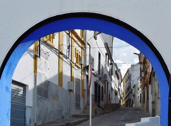 Rute, Hiszpania:  Calle Chorreadero