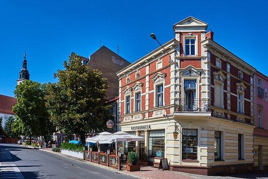Wolsztyn, Poland: Restauracja
