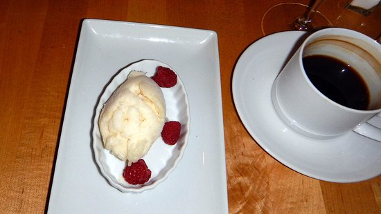 Table Six: Bartlett pear sorbet