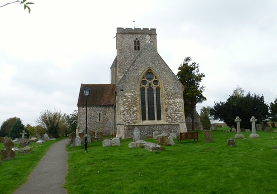 The Parish Church of Saint Mary