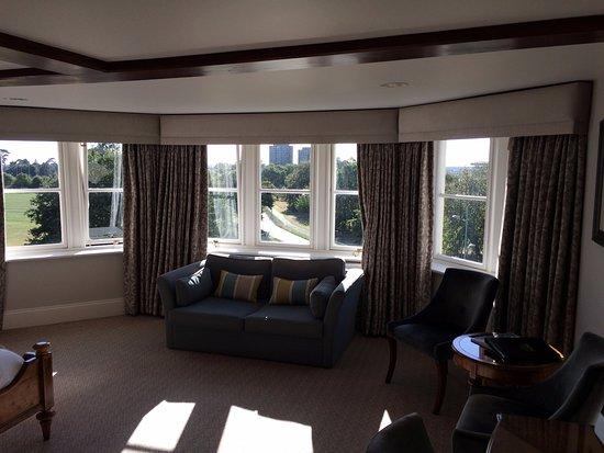 Wivenhoe, UK: rebow suite