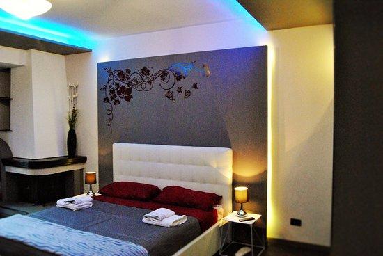 B&B Etna Taormina: Relax Room Deluxe ideale per un fine settimana romantico in sicilia