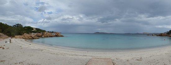 Hotel Petra Bianca : Nearby beach, 30 min walk from hotel
