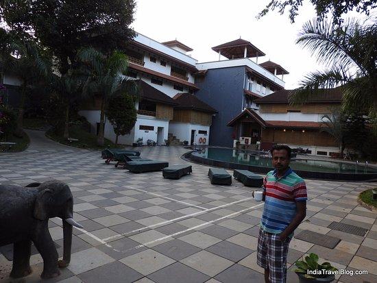 Foto de The Elephant Court Thekkady